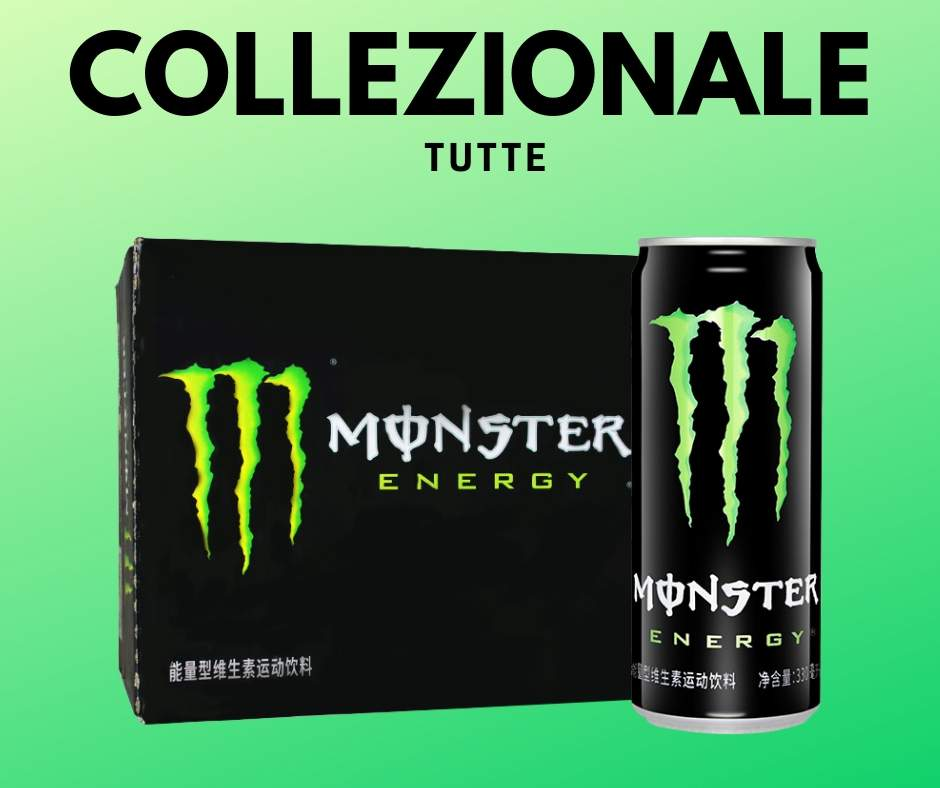 Monster Energy Drink Sconto